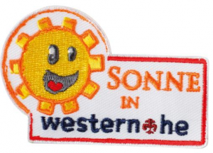 Sonne in Westernohe