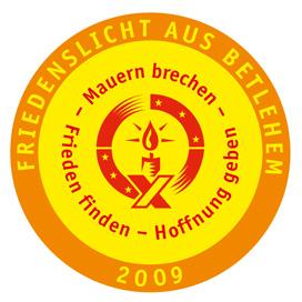 Friedenslicht2009